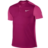 Nike Premier RF Henley  Men`s Tennis Crew