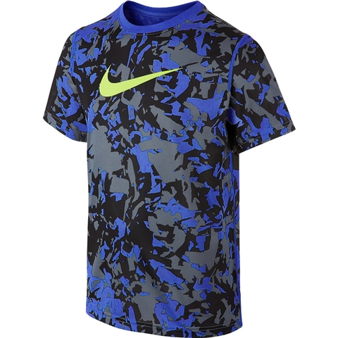 Nike Legacy All- Over Camo Boy's Top