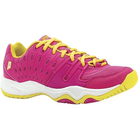 Prince T22 Girl's Tennis Shoe