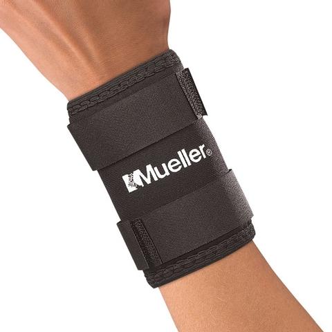 Mueller Wrist Sleeve With Straps