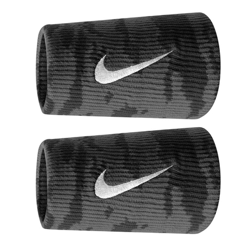Nike Camo Double- Wide Tennis Wristband