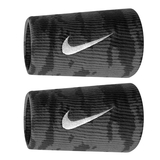 Nike Camo Double-Wide Tennis Wristband