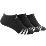 Adidas Cushioned 3 Pack No Show Men's Tennis Socks