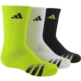 Adidas Striped 3-Pack Crew Junior`s Tennis Socks