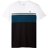 Lacoste Ultra Dry Color Block Men's Tennis Shirt