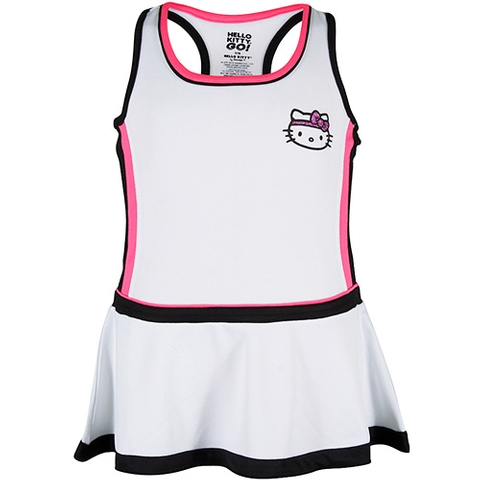 Hello Kitty Racerback Girl's Tennis Dress