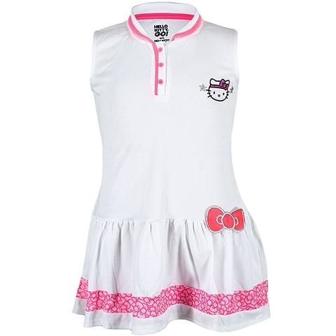 Hello Kitty Collared Girl's Tennis Dress
