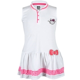 Hello Kitty Collared Girl`s Tennis Dress