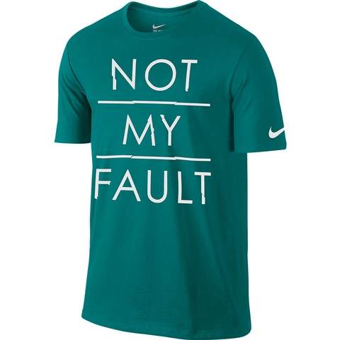 Nike My Fault Men's Tennis Tee