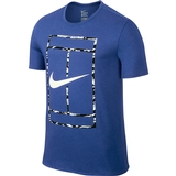 Nike Court Logo Ss Men's Tennis Tee