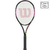 Wilson Burn 100LS Pink Tennis Racquet