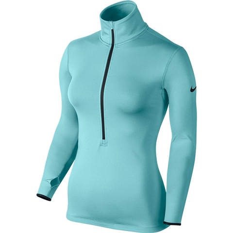 Nike Pro Hyperwarm Half- Zip 3.0 Women's Top