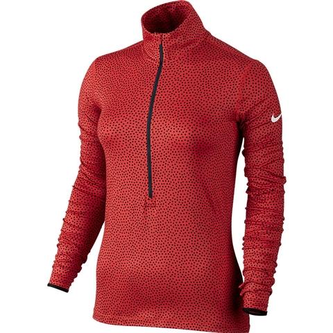 Nike Pro Warm Snow 1/2 Zip Women's Top