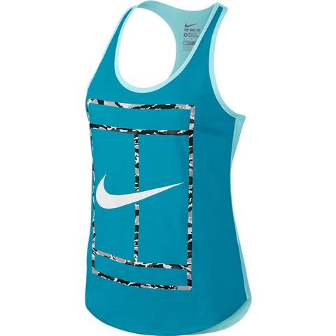 Nike Brand Read Women's Tennis Tank