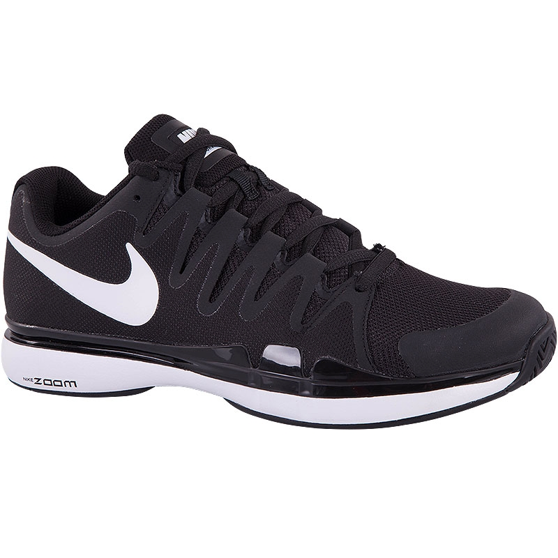 nike zoom vapor 9 5 tour s tennis shoe black white