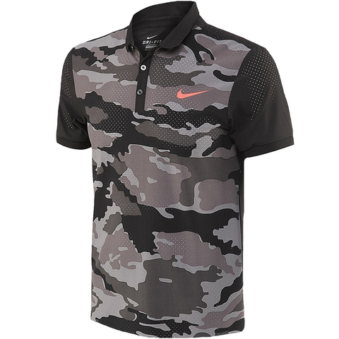 Nike Adv Breathe Printed Men's Tennis Polo
