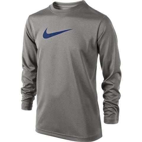 Nike Legend Long Sleeve Boy's Top