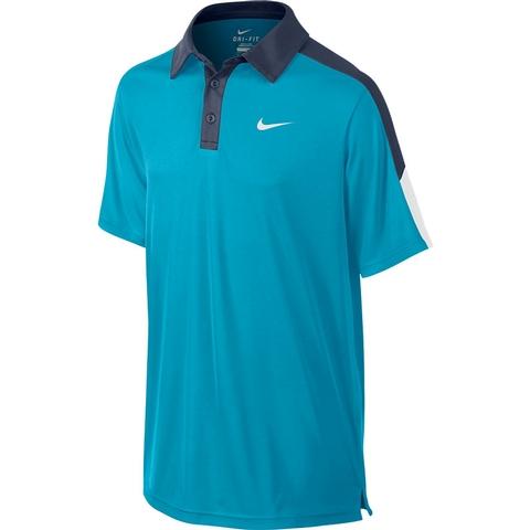 Nike Team Court Boy's Tennis Polo