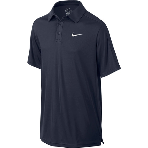 Nike Team Court Boy's Tennis Polo