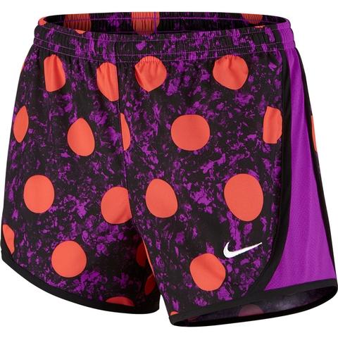 Nike Tempo Allover Print Girl's Short