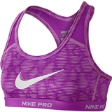Nike Pro Hypercool Allover Print Girl's Top
