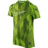 Nike Pro Cool Fitted Allover Print Boy`s Shirt