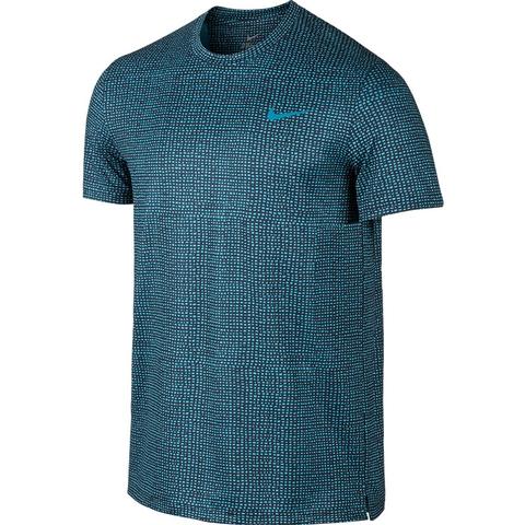 Nike Sphere Printed Men's Tennis Crew