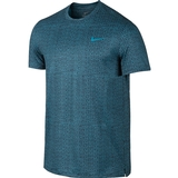 Nike Sphere Printed Men`s Tennis Crew