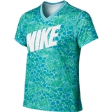 Nike Legend Swoosh Fill 2 V-Neck Girl`s Top