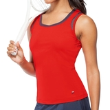 Fila Heritage Full Coverage Women`s Tennis Tank