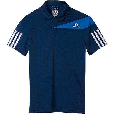Adidas Response Boy's Tennis Polo