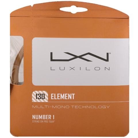 Luxilon Element 130 Tennis String Set