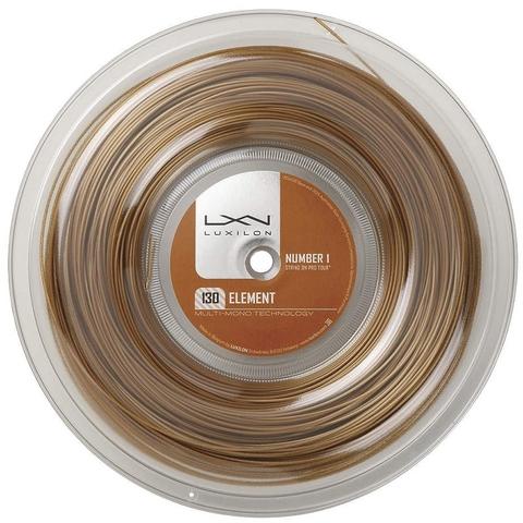 Luxilon Element 130 Tennis String Reel