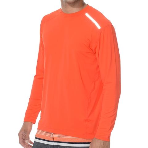 Bloq- Uv Jet Teelong Sleeve Men's Shirt