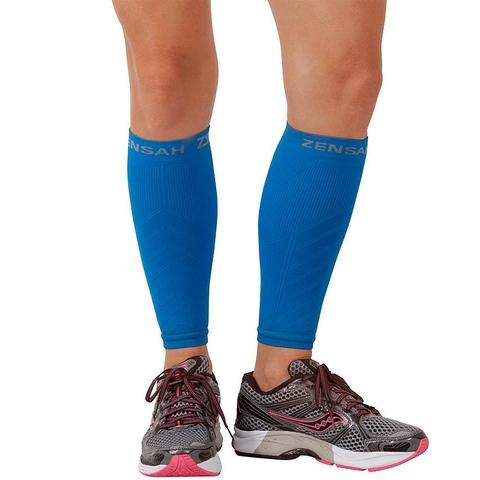 Zensah Leg Sleeve Blue