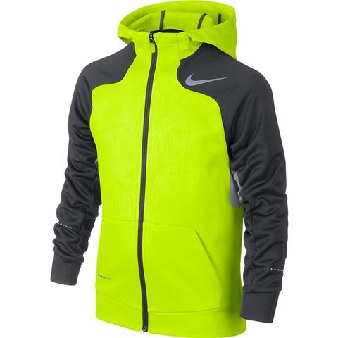 Nike Flash Hyper Speed Full- Zip Boy's Jacket