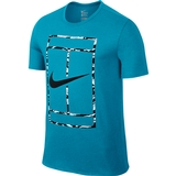 Nike Court Logo SS Men`s Tennis Tee