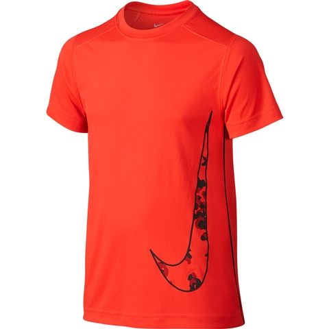 Nike Solid Legacy Boy's Top
