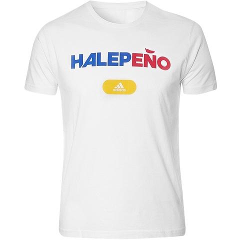 Adidas Halepeño Men's Tennis Tee