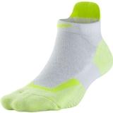 Nike Elite No Show Tennis Socks Volt / White