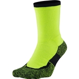 Nike Elite Crew Tennis Socks Volt / Black