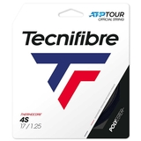 Tecnifibre Black Code 4s 16 Tennis String Set