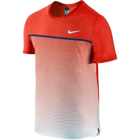 Nike Challenger Premier Men's Tennis Crew