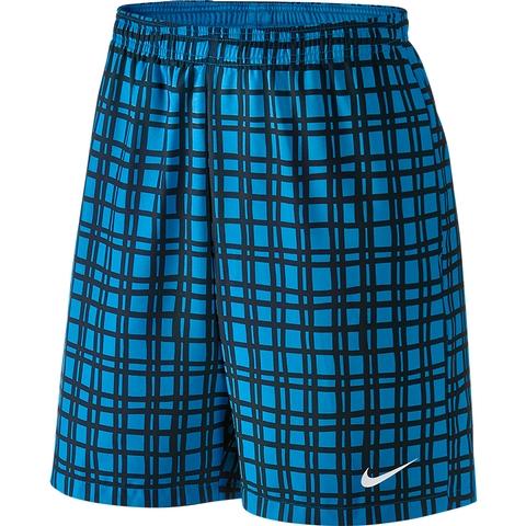 Nike Court 9 ' Plaid Men's Tennis Short