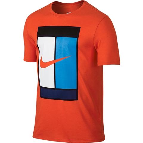 Nike Oz.Court Logo Men's Tennis Tee