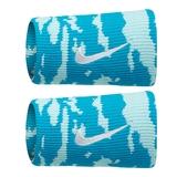 Nike Camo Double-Wide Tennis Wristband