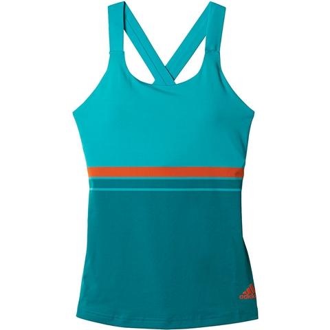 Adidas All Premium Strappy Women's Tennis Tank