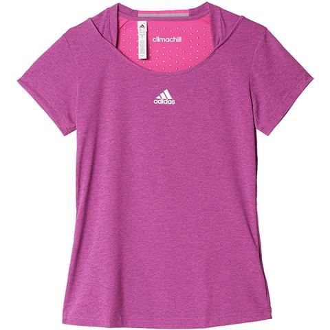 Adidas Climachill Women's Tennis Tee