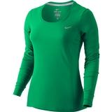 Nike Dri- Fit Contour Ls Women's Top