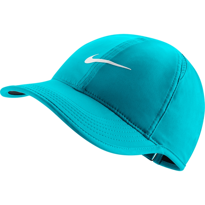 nike featherlight women s tennis hat nike item 679424429. Black Bedroom Furniture Sets. Home Design Ideas